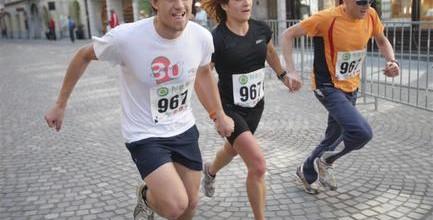Ljubljanski maraton – priprava na polmaraton