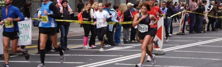 Spomini na Ljubljanski maraton