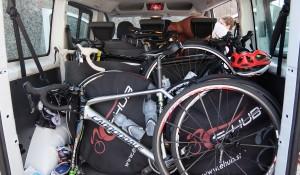 Skok na toplo – 2. del: Tenerife – kolesarske priprave